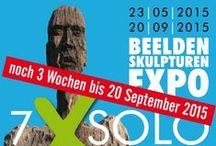 7 X SOLO / Algemeen / Van 23 mei tot en met 20 september 2015 verandert Hortus Haren in een beeldenpark. De beelden komen prachtig tot hun recht in de verschillende tuinen.