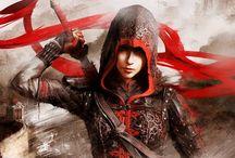Goddess of War / Inspiration for the novel, Goddess of War by, K.N. Lee