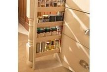 Accessories & Storage Solutions / Maximize the organization potential of your cabinetry with accessories and storage solutions built to perform
