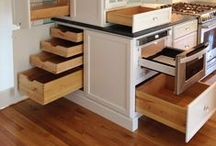 Space Savers / It's all about organize, organizing and organization with little space to do it