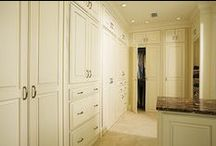 Built-in Storage / Organization at it's finest, add square footage with built-in storage
