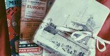 Cadernos de viagem / Para quem não vive sem um caderno por perto. Travel journals, ou diários de viagem, lindos, decorados, sujos, rabiscados, elaborados, simples, caros e baratos em todas as partes do mundo.