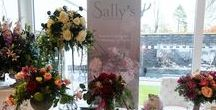 Sally's Floral Studio | The People We Trust / Sally's Florist is a family run business, established in 1983, consisting of a team of creative wedding florists specialising in, and absolutely dedicated to, providing beautiful wedding and civil ceremony flowers for our Galgorm brides