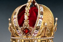 Austrian Royalty / Crown Jewels and other jewelery / by Jessie Ratledge