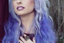 hair + style + colour