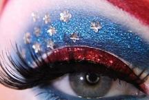 EYES/NAILS/LIPS / Eyes Nails Lips / by Kathi Frasier