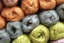 Knitting / product & projects from the knitting basket and things that excite and inspire us