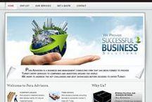 Web Tasarım / En Son Web tasarım projelerimiz