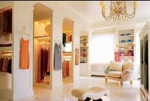 Dream Closet . . .  / Dream Closets ~ What women doesn't have a lot of clothing? If your closet design needs are basic or outrageous your dream closet is not far away. From the need for a individualized area for all your clothing or the desire of having the most amazing, stunning and roomy walk-in-wardrobe there is. If you can dream it, you can build it. What's A Girl with out A Closet?? Hum mm . . . Dear Closet, Make Room . . . Consider it Done!