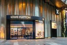 """Louis Vuitton / Louis Vuitton Malletier, commonly referred to as Louis Vuitton, or shortened to LV, is a French fashion house founded in 1854 by Louis Vuitton.  The Louis Vuitton brand and the famous LV monogram are among the world's most valuable brands. This is a collection of my favorite Louis Vuitton. . . """"I invite you to explore the world of Louis Vuitton, its history, values and savoir-faire""""... Louis Viutton"""