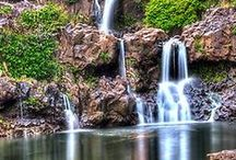 Water Falls  / by Lucille Kerner