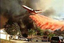 Volcanos & Fires  / by Lucille Kerner