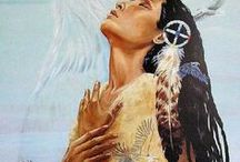 Art - Native American  / by Lucille Kerner