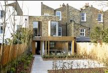 ARCHITECTURE - EXTENSION / A catalogue on interesting home extensions.  / by Alexandra Walker