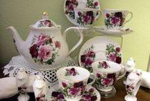 Tea Sets / by Lucille Kerner