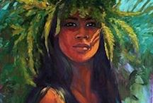 Hawaiian mythology / Hawaiian culture and heritage are passed on to new generations through an elaborate collection of stories. Learn more about these stories!