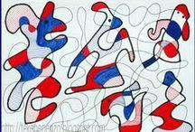 Kunst van kunstenaars maken
