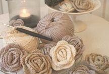 Haken/crochet / Voorbeelden en haakpatronen