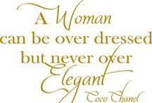 Fashion Quotes . . . / Welcome to the world of Fashion Quotes. . . A board dedicated to an extensive collection of quotations by famous celebrities, designers, and fashion icons.