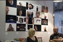 Arte en Los Portadores. / Presentaciones artísticas y exposiciones.