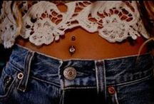navel piercing / naval piercing. 5th piercing i want to get done.