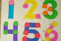 Kleuters: cijfers en getalbeelden