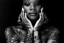 tattoos. & piercings.