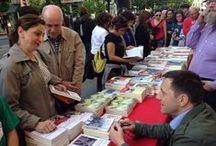 Día del Libro 2015 / Firmas de autores