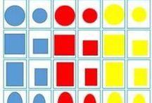 Kleuters: kleur en vorm
