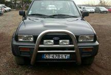 Ford maverick 4x4