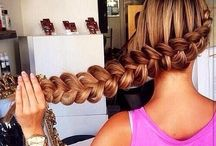 Hair styles / Hairstyles that you need to try, because they are just too gorgeous.
