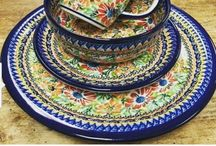 Tableware - Polish Pottery