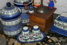 Kitchen Accessories - Polish Pottery