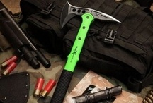 Knives, Tools & Survival