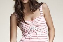 een streepje voor / streepjes doen het altijd goed, ook tijdens de borstvoeding !