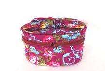 One Busy Sloth Makeup Bags and Pouches / Makeup bags, cosmetic pouches, travel purses.