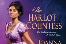 The Harlot Countess / Regency historical romance, now available from Kensington Books.