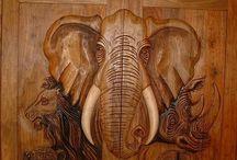 Elephant / by Татьяна Плында