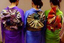 Kimonos / Vestimenta japonesa