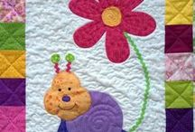 Quilts ideas para bebes