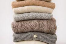 Tricot , vestidos , faldas ,  chombas y chaquetones / Tejidos a palillos