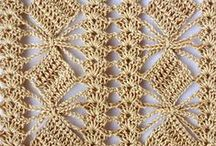 Crochet puntos / Puntos