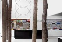 COMMERCIAL INTERIORS / inspirations