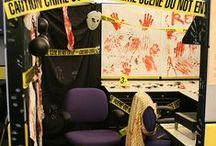 Thrive Events :: Halloween Decor for the Office! / Thrive Events, Inc., Phoenix, AZ, reviews, thriveeventsinc.com