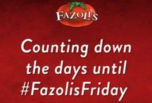 Food for Thought / A collection of our favorite thoughts, quotes and memes to share with your communities while enjoying delicious fast, fun, Italian style Fazoli's Snacks at home!