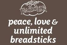 Italian Words to Live By / Fazoli's Snacks are fast, fun, Italian and we strive to live by the words, quotes, and proverbs of the Italian heritage!