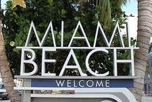 Miami Beach / Scenes from beautiful Miami Beach, FL