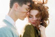 Fotoshooting: Paar / Ideen-Sammlung für Fotografien von Paaren.
