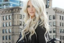 Bombshell Blondes / Want that natural sun kissed look? Or icy platinum locks? We have all the inspiration here!