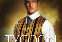 TYCOON (The Knickerbocker Club #.5) / Gilded Age historical romance novella, set in New York City. Available in e-book from Kensington books.